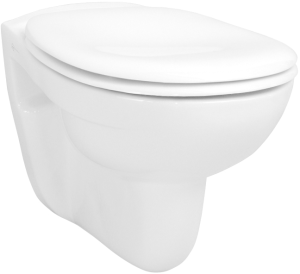 DIANA O100 (Aktiv) Wand-Flachspül-WC