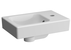 DIANA S100 E-Handwaschbecken unterbaufähig
