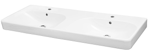 DIANA M100 (Top) E-Doppelwaschtisch