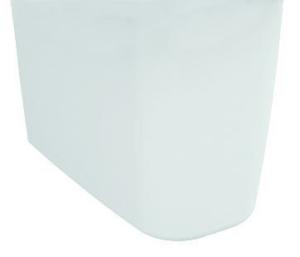 DIANA L100 Halbsäule für Waschtisch