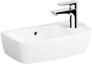 DIANA L100 Aufsatz-Handwaschbecken geschliffen