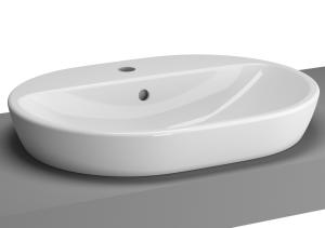 DIANA L200 (Pure2) Aufsatzwaschtisch oval