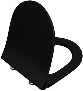 DIANA L300-Black WC-Sitz Slim
