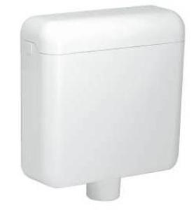 DIANA O100 PVC-Spülkasten 9 Liter