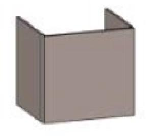 DIANA S200 Waschtischunterschrank zu E-Waschtisch M100