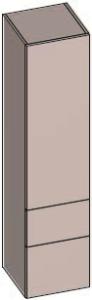 DIANA S200 (Fun2 Kompakt) Hochschrank