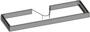 DIANA S300 Innenauszug mit Ausschnitt