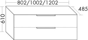 DIANA M500 (Neu) Sideboard USZQ