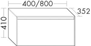 DIANA L400 (Neu) Unterschrank USIH