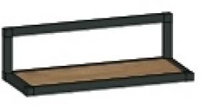 DIANA L300 Wandregal