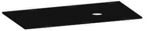 DIANA L300 Waschtischplatte FENIX, Ausschnitt rechts