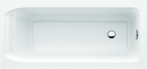 DIANA S100 (Plus) Acryl Einbauwanne