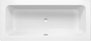 DIANA M200 Duo Stahl-Einbauwanne