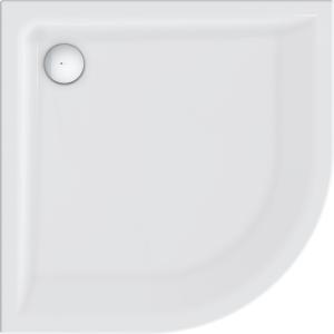 DIANA M100 Acryl Viertelkreis-Brausewanne