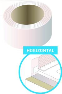 DIANA Horizontaldichtband