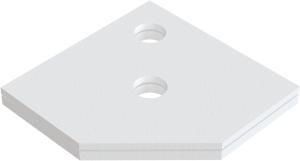 DIANA M100 (Plus3) Unterbauelement 2er Set