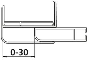 DIANA O100 (Aktiv) Kombiprofil KSW