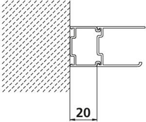 DIANA S200 (Cristal) Stockverbreiterung SVE