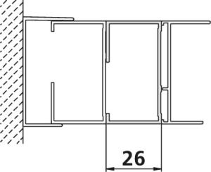 DIANA S200 (Cristal) Stockverbreiterung SVS