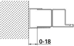 DIANA S200 (Cristal) Stockverbreiterung SVK