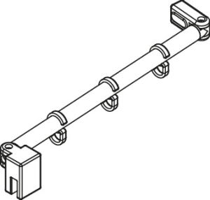DIANA M300 (Life) Rohr für Stabilisierung