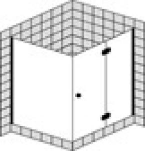 DIANA L600 (Prime) Seiteneinstieg 1-teilig teilgerahmt