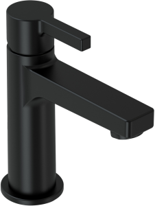 DIANA L100-Black Waschtischmischer Sockelmuster