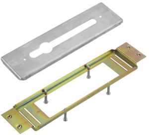 DIANA M100 (Life) Montageplatte mit Rahmenanker