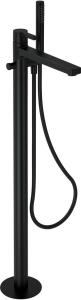 DIANA L100-Black Standarmatur Wanne/Brause