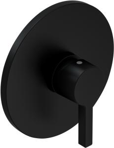 DIANA L100-Black Unterputz Brausemischer