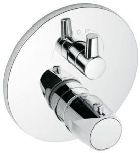 DIANA L100 (Pure) Fertigmontageset Thermostat