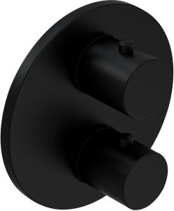 DIANA L100-Black Unterputz Thermostat