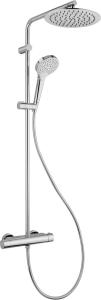 DIANA M100 Duschsystem mit Thermostat