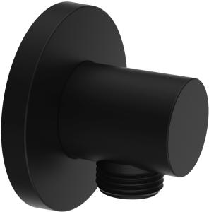 DIANA L100-Black Wandanschlussbogen rund