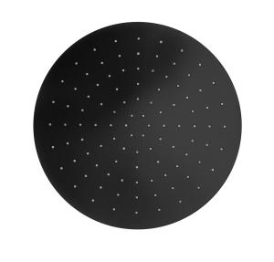 DIANA L100-Black Kopfbrause rund