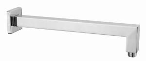 DIANA L100 Wand-Brausearm eckig