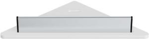 DIANA L100 Duschablage Eckmodell weiß