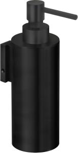 DIANA L100-Black Seifenspender rund