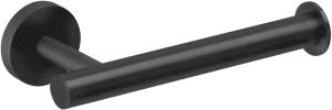 DIANA L100-Black Papierrollenhalter rund
