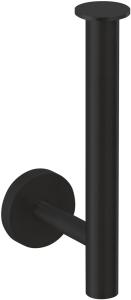 DIANA L100-Black Reservepapierhalter rund
