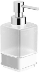 DIANA M100 Kristall-Seifenspender matt