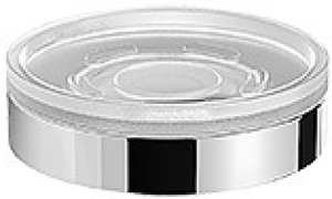 DIANA S100 Kristall-Seifenschale