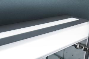DIANA L100 Spiegelschrank 700x700x155mm