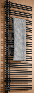 DIANA L200-Black Badheizkörper elektrisch