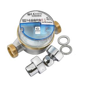 DITECH Eckventilwasserzähler Kompakt