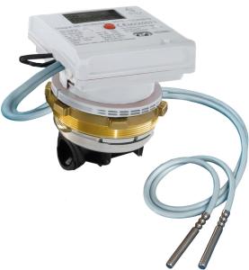 DITECH Ultraschall-Messkapselwärmezähler