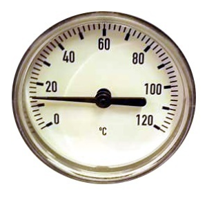 DITECH Zeigerthermometer