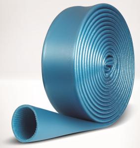 DITECH PE Abwasserschlauch mit Schutzfolie für Kunststoffrohr
